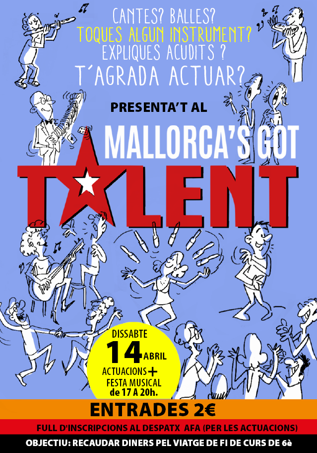 mallorca got talent
